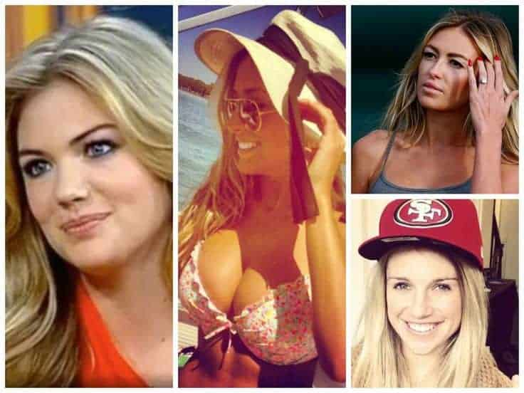 Meet Some of the Famous Sports WAGs – Part I