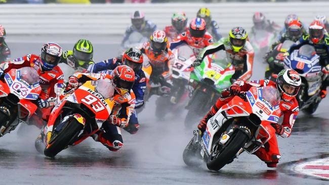 All the Facts about MotoGP