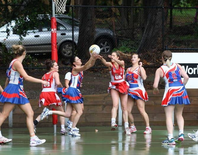 Basketball's Twin Brother Called Netball