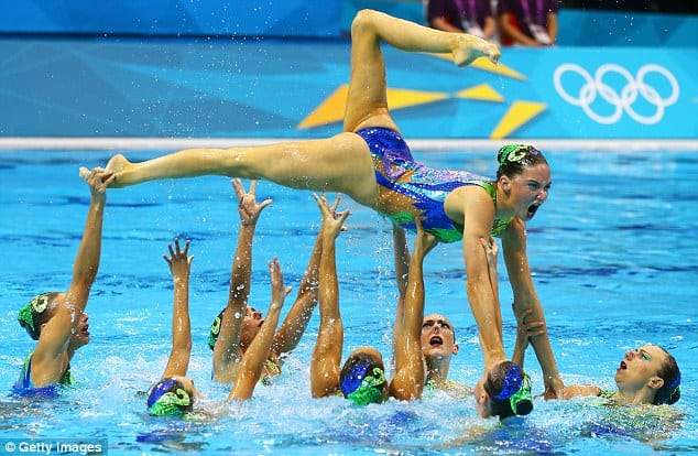 All the Information about Synchronized Swimming