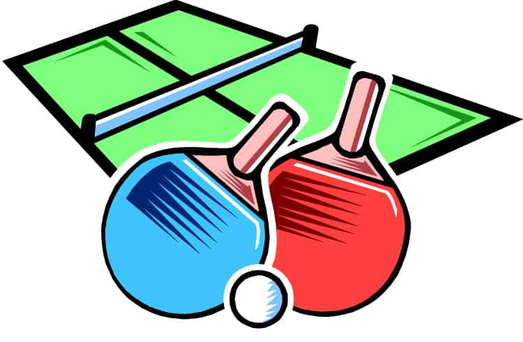 Everything about Table Tennis