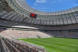Luzhniki Stadium:
