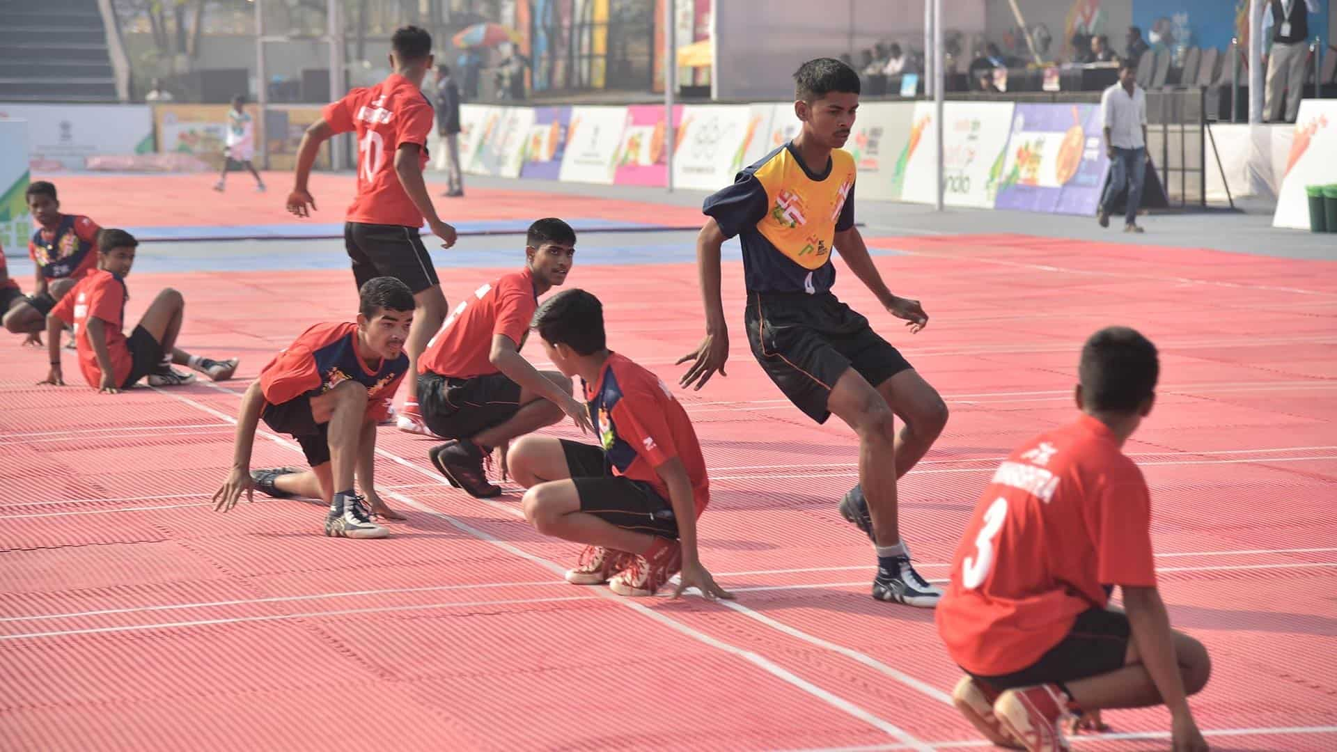 Unique Sport Kho Kho