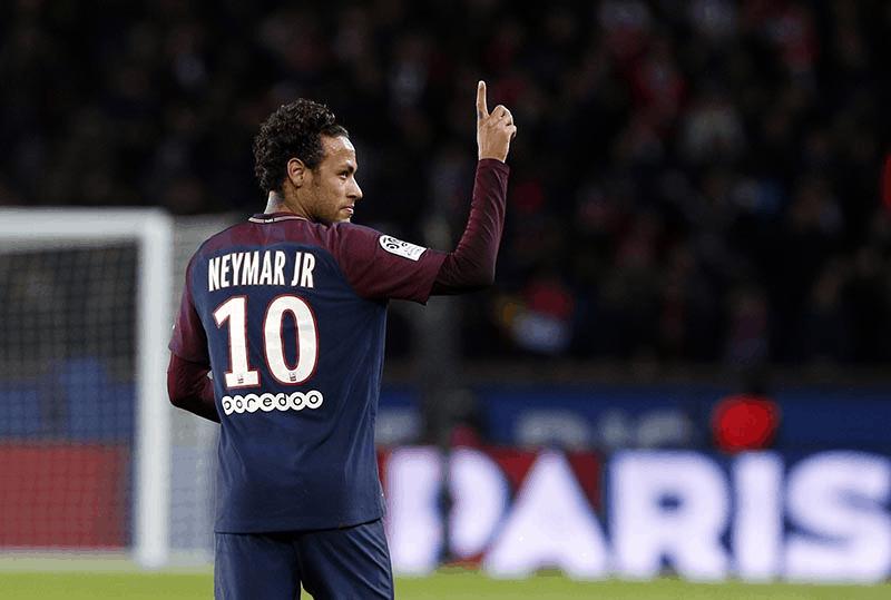 Neymar to PSG