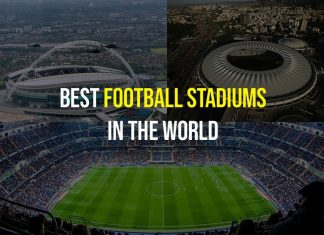 Best Football Stadiums in the world