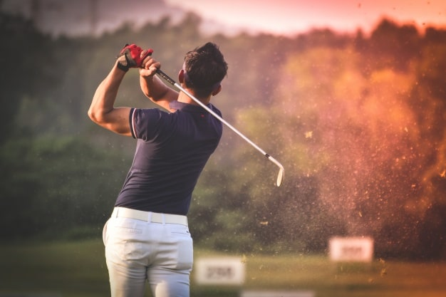 Mental Health Benefits From Golfing