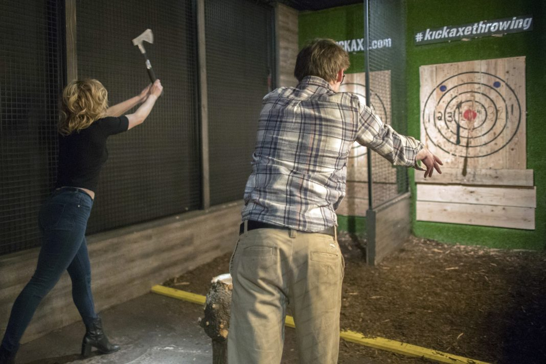 Axe Throwing Clubs In Tampa